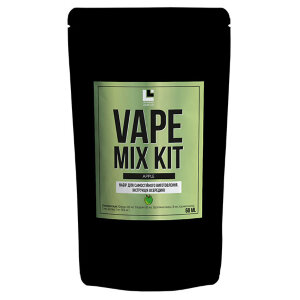 Набор VAPE Mix Kit SALT - Apple 50 mg (30 ml.)