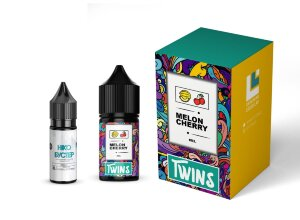 Набор TWINS SALT - Melons Cherry 50 mg (30 ml.)